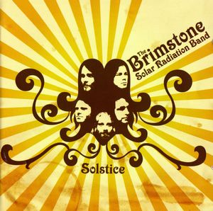 The Brimstone Solar Radiation Band Solstice album cover