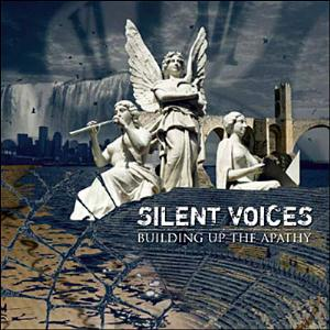 Building Up The Apathy by SILENT VOICES album cover