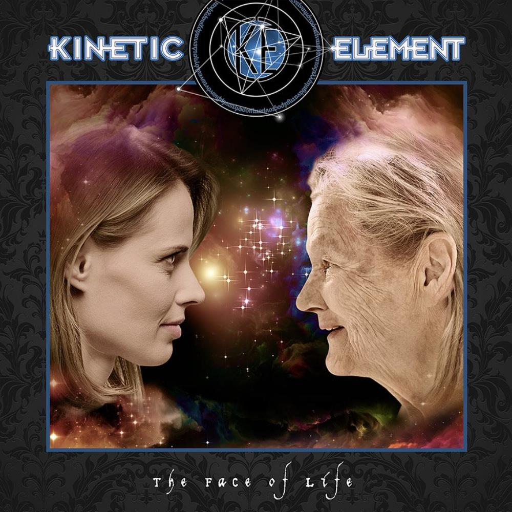 Kinetic Element - The Face Of Life CD (album) cover