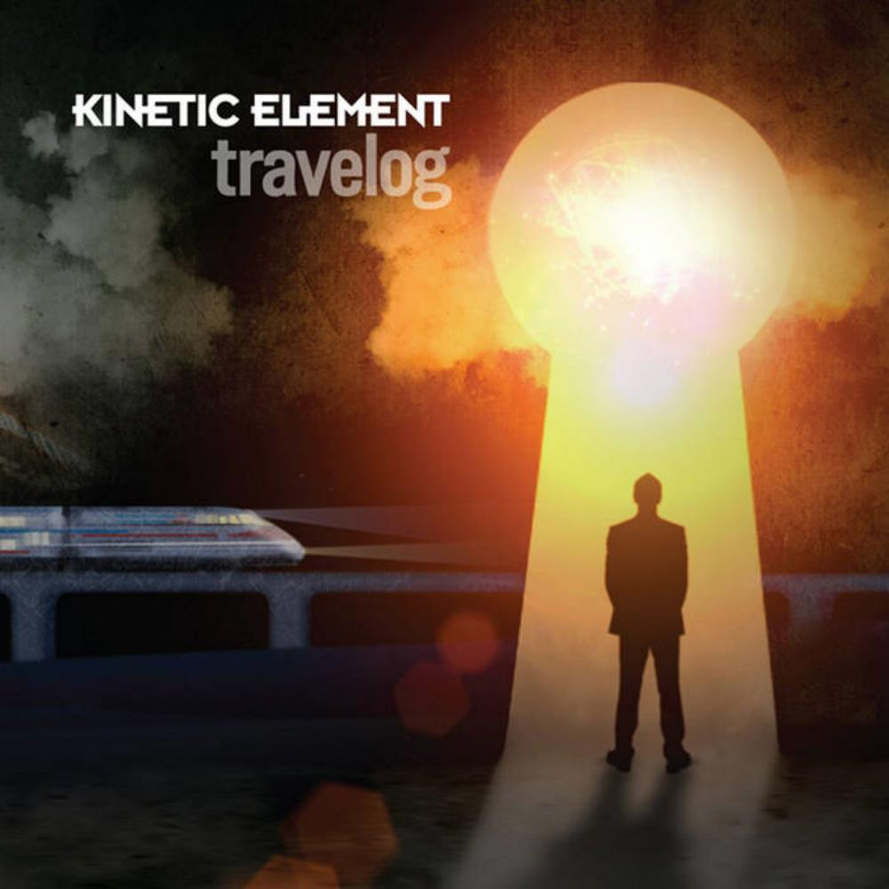 Kinetic Element Travelog album cover