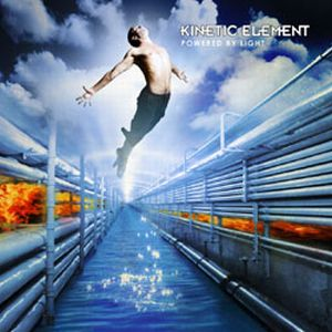 Kinetic Element - Powered By Light CD (album) cover