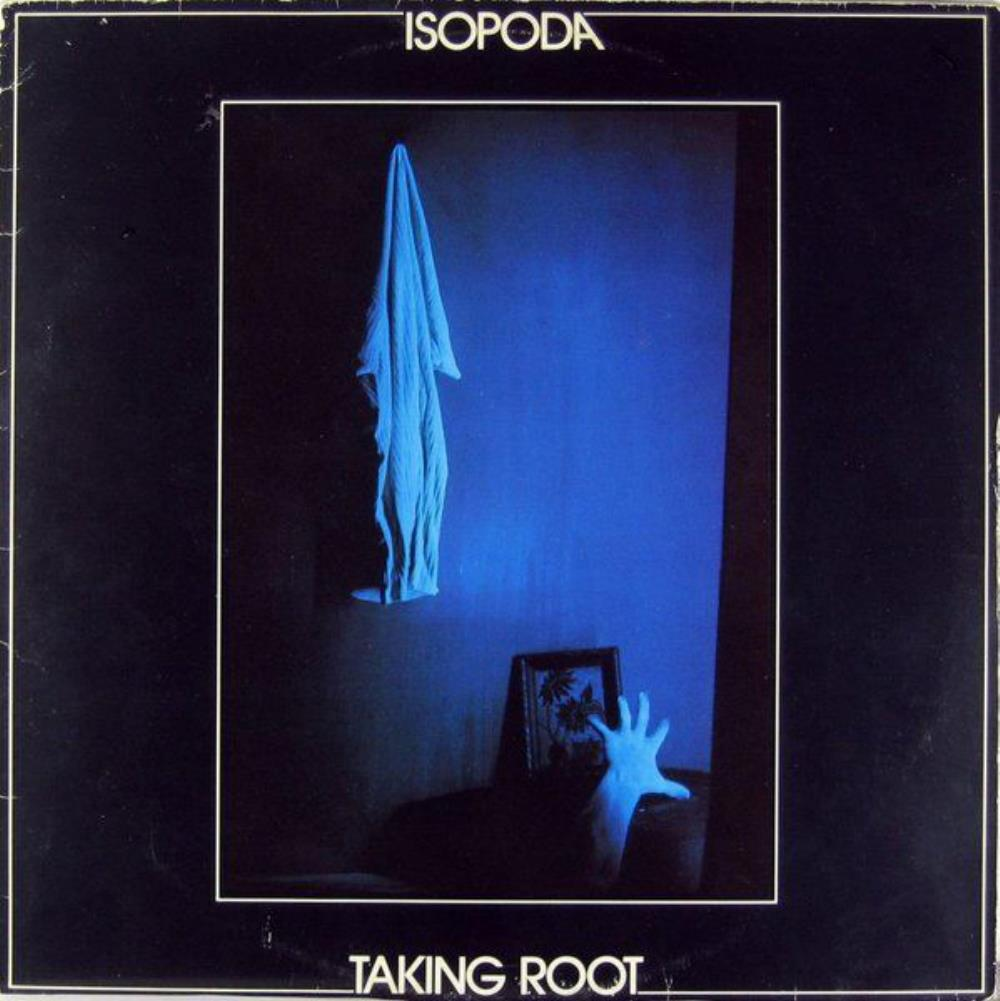 Taking Root by ISOPODA album cover