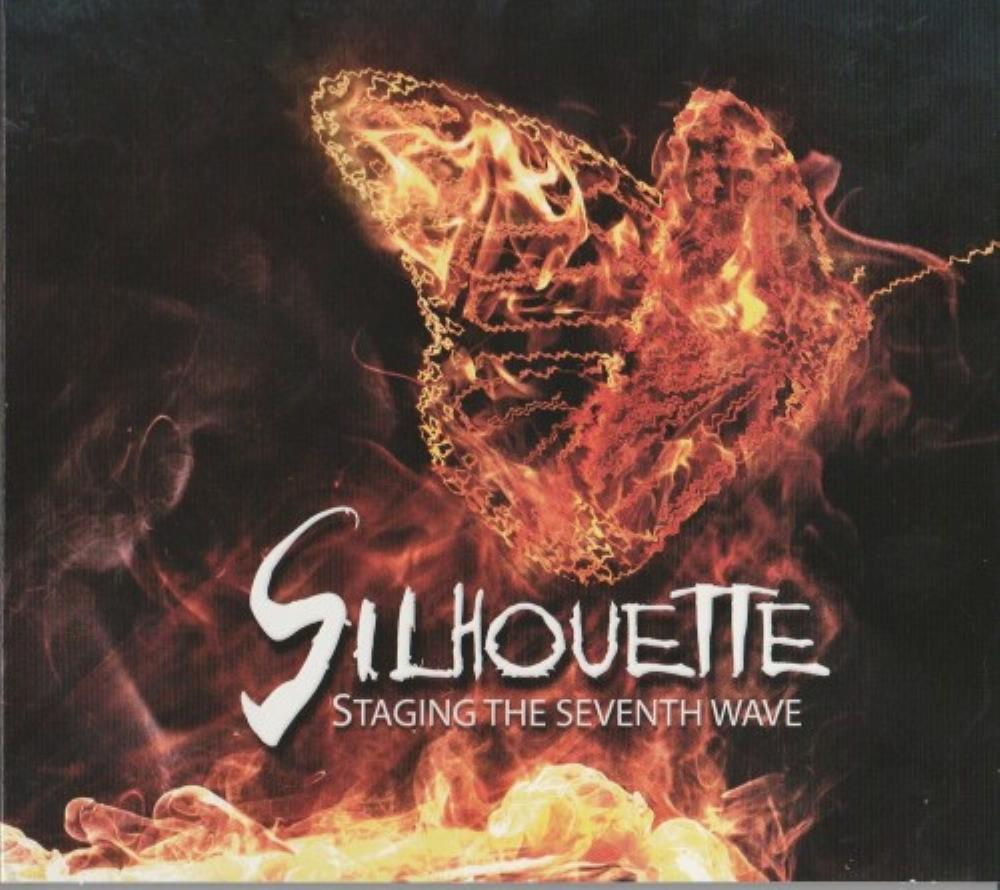 Silhouette - Staging the Seventh Wave CD (album) cover