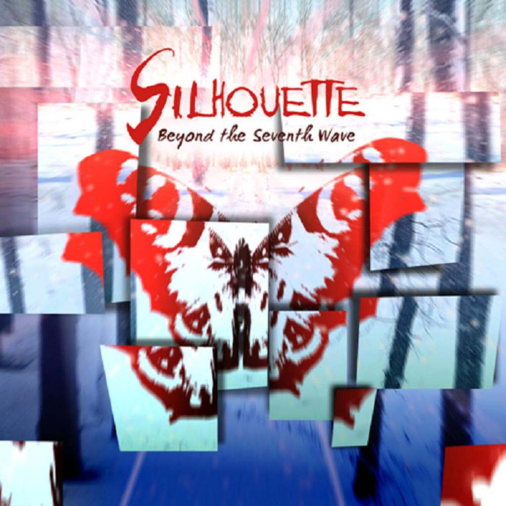 Silhouette - Beyond The Seventh Wave CD (album) cover