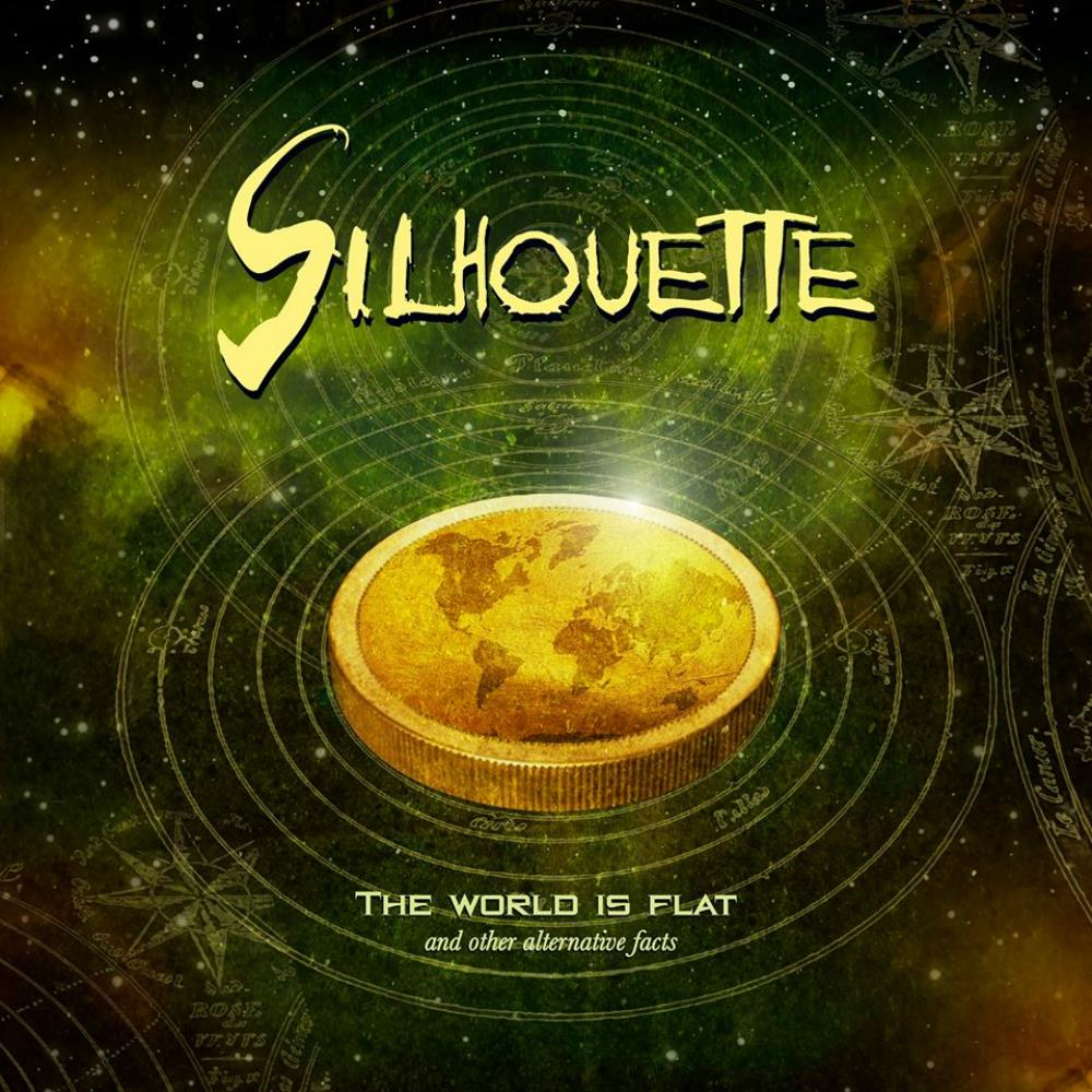 Silhouette - The World Is Flat And Other Alternative Facts CD (album) cover