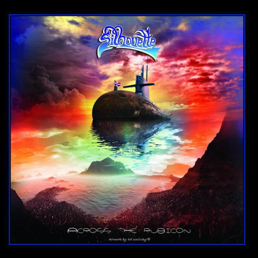 Across The Rubicon by SILHOUETTE album cover