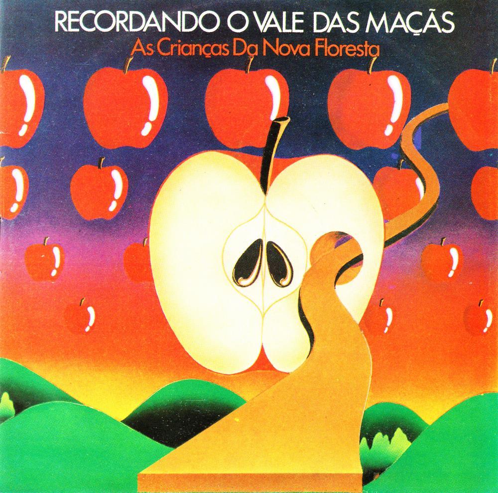 As Crianças Da Nova Floresta II by RECORDANDO O VALE DAS MAÇÃS album cover