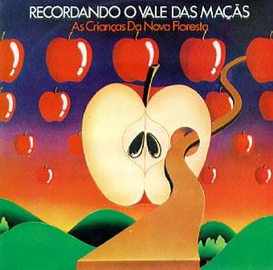 As Crian�as Da Nova Floresta (aka 1977-1982) by RECORDANDO O VALE DAS MA��S album cover