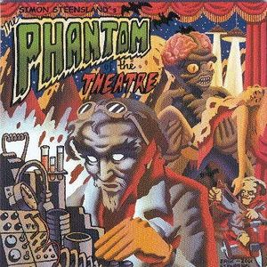 Simon Steensland The Phantom of the Theatre album cover