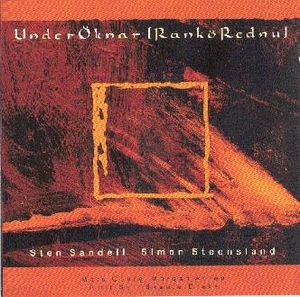 Simon Steensland - Under Oknar  (with Sten Sandell) CD (album) cover