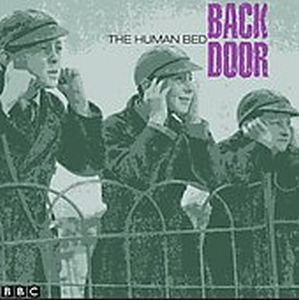 Back Door The Human Bed album cover