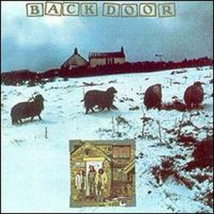 Back Door - Back Door CD (album) cover