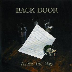 Back Door Askin' The Way album cover