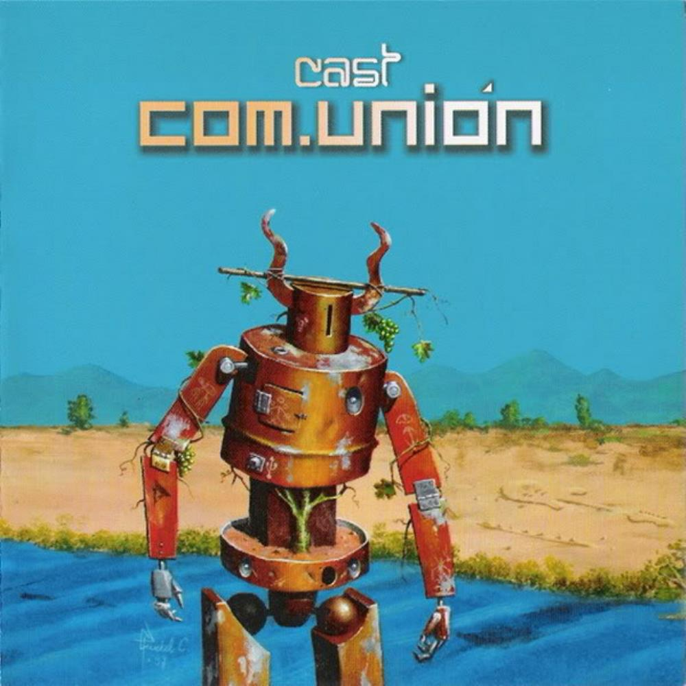 Cast - Com.Unión CD (album) cover