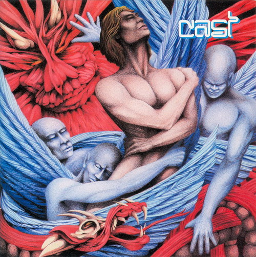Cast - Angels And Demons CD (album) cover
