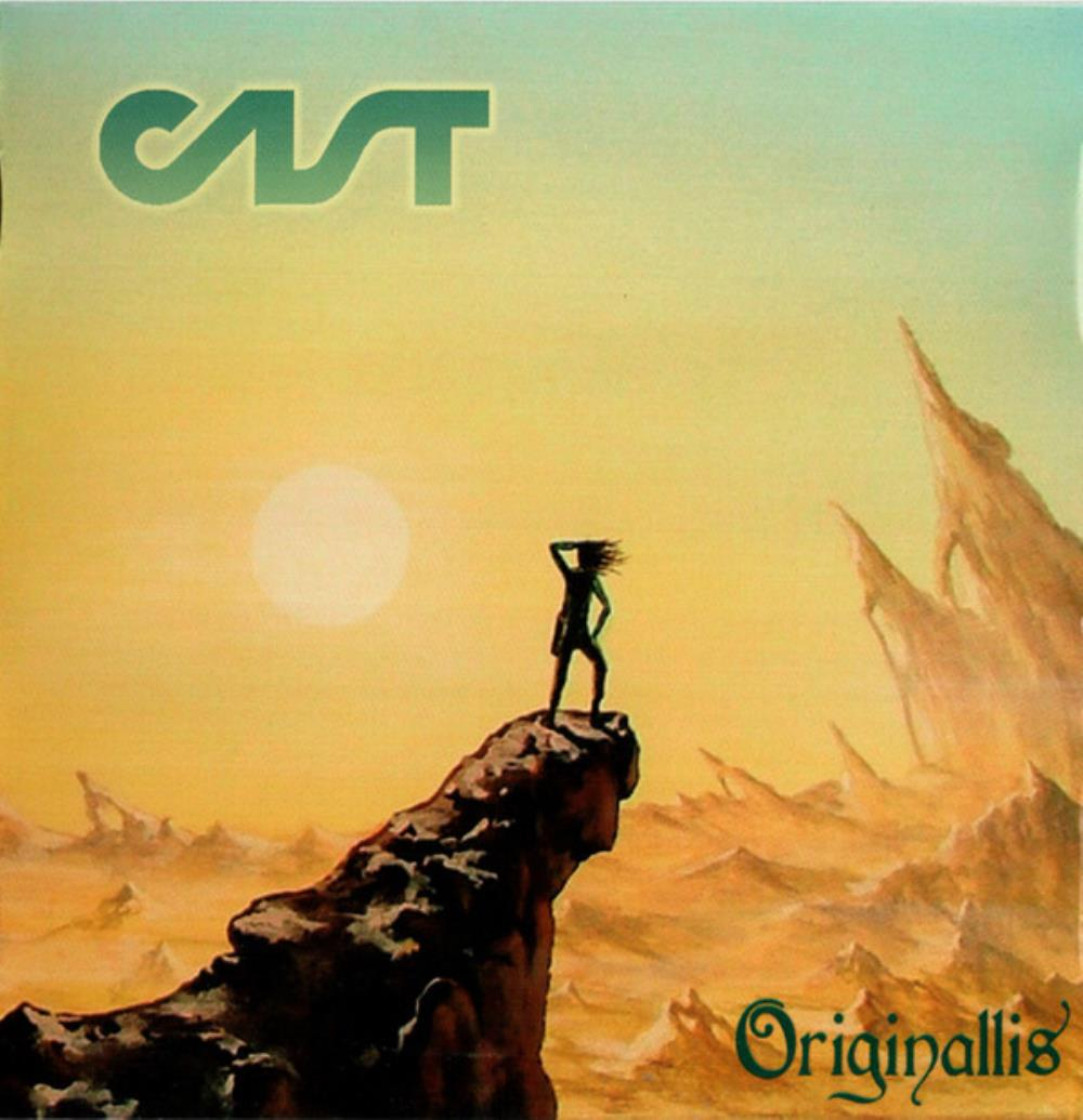 Originallis by CAST album cover
