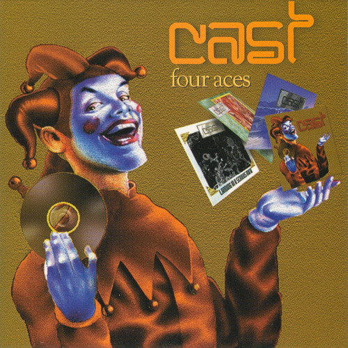 Cast Four Aces album cover