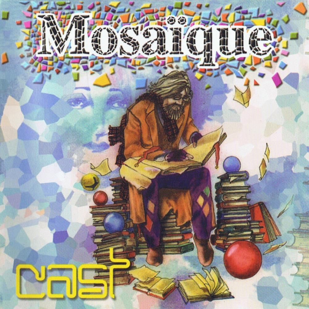 Cast - Mosaïque CD (album) cover