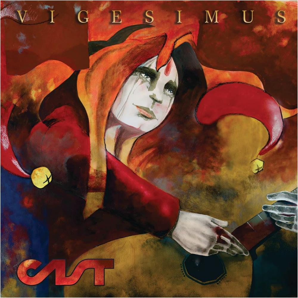 Vigesimus by CAST album cover