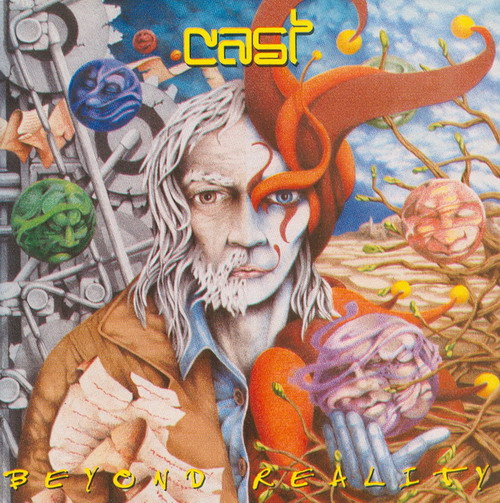 Cast - Beyond Reality CD (album) cover