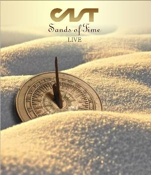 Cast Sands of Time Live album cover
