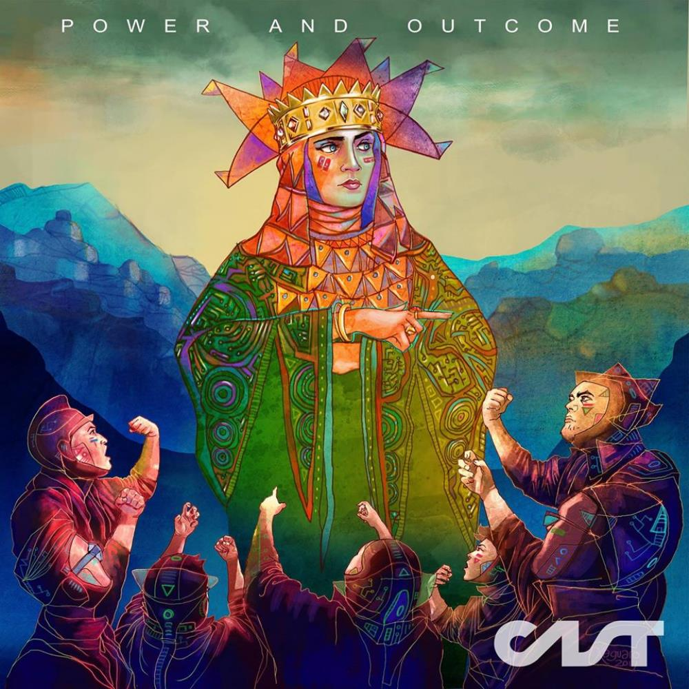 Cast - Power And Outcome CD (album) cover