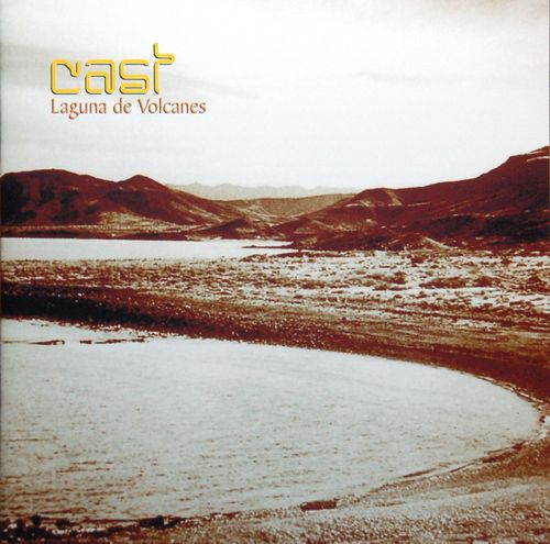Cast Laguna de Volcanes album cover