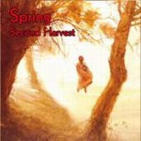 Spring - Second Harvest CD (album) cover