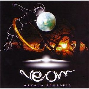 Neom - Arkana Temporis CD (album) cover