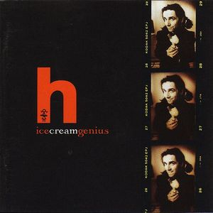 Steve Hogarth - Ice Cream Genius CD (album) cover