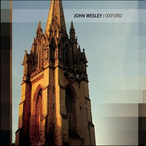 John Wesley Oxford album cover