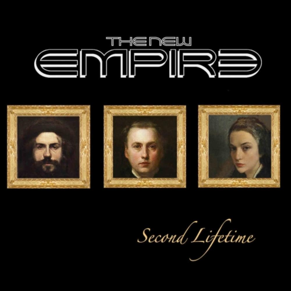 Empire - The New Empire: Second Lifetime CD (album) cover