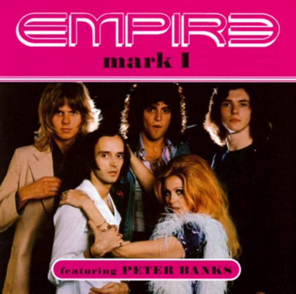 Empire Mark I album cover