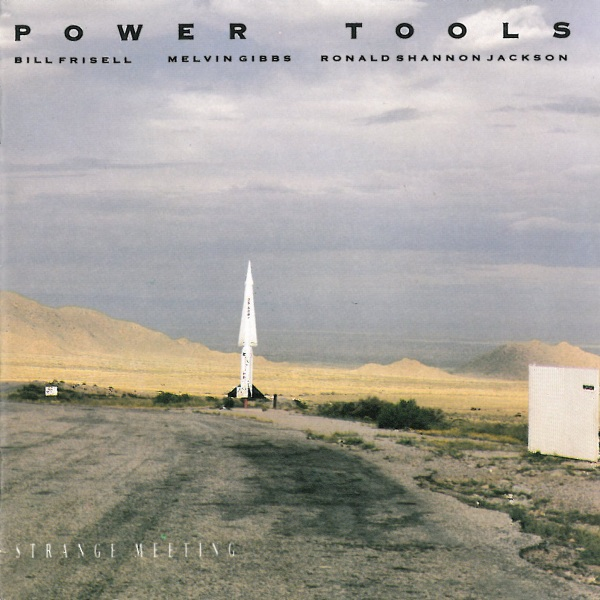 Strange Meeting by POWER TOOLS album cover