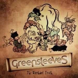 Greensleeves The Elephant Truth album cover