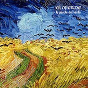 Le parole del vento by OLOFERNE album cover