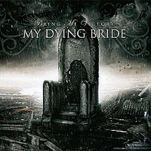 My Dying Bride Bring Me Victory album cover