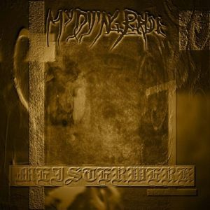 My Dying Bride - Meisterwerk I CD (album) cover