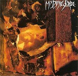 My Dying Bride - The Thrash of Naked Limbs CD (album) cover