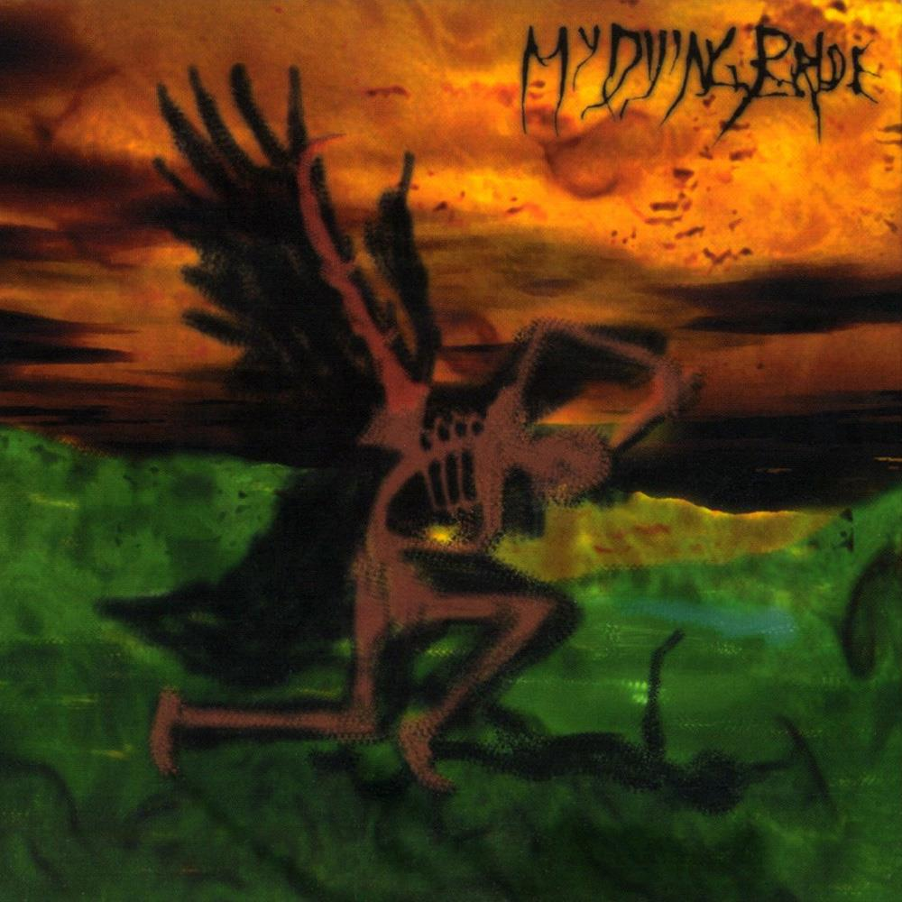 My Dying Bride - The Dreadful Hours CD (album) cover