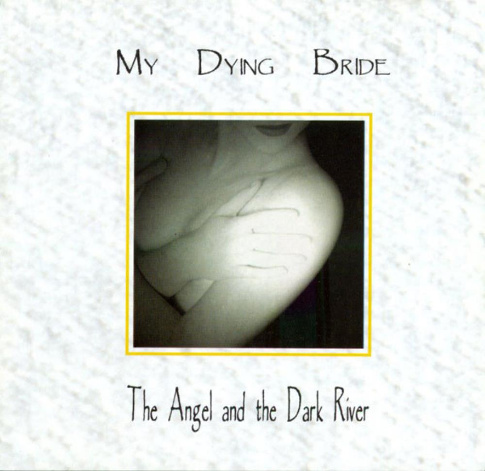 The Angel And The Dark River by MY DYING BRIDE album cover