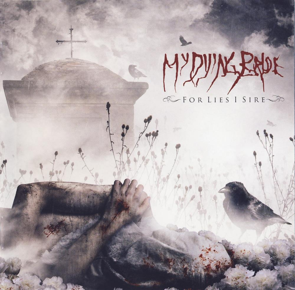 My Dying Bride - For Lies I Sire CD (album) cover