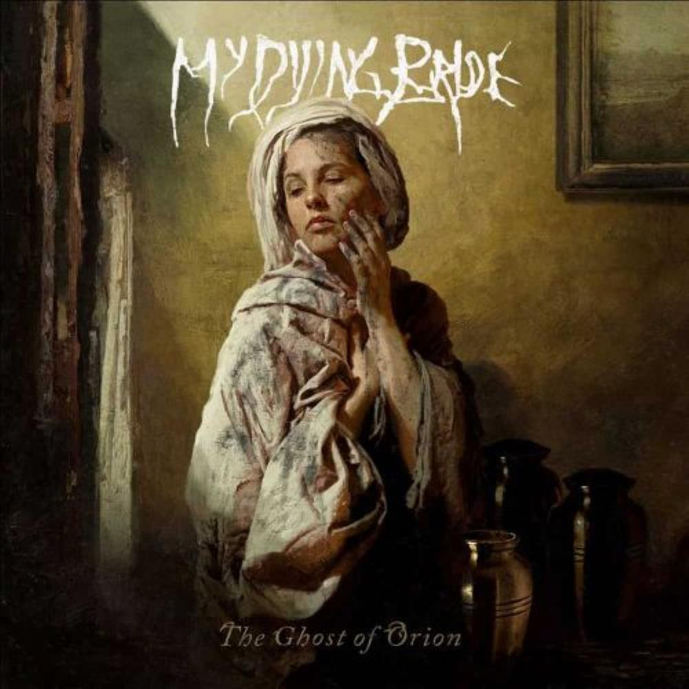 The Ghost of Orion by MY DYING BRIDE album cover