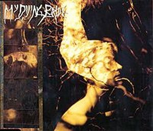 My Dying Bride - Symphonaire Infernus et Spera Empyrium CD (album) cover