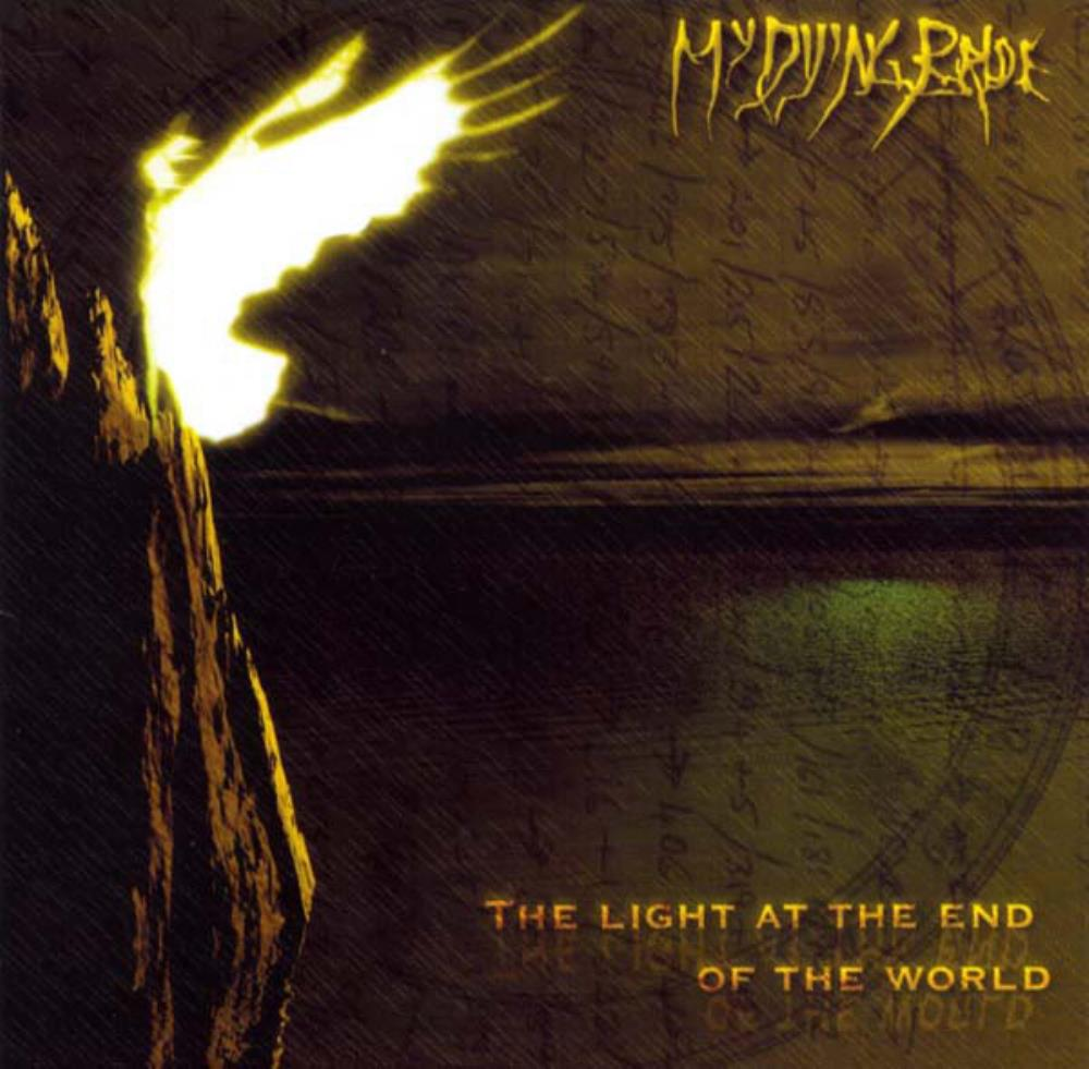 The Light At The End Of The World by MY DYING BRIDE album cover