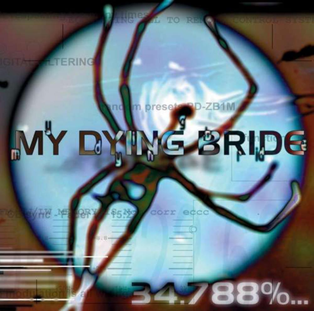 34.788%...Complete by MY DYING BRIDE album cover