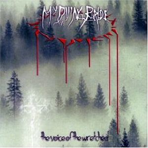 My Dying Bride The Voice Of The Wretched album cover