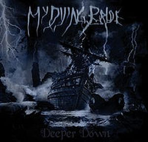 Deeper Down by MY DYING BRIDE album cover