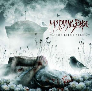 For Lies I Sire by MY DYING BRIDE album cover