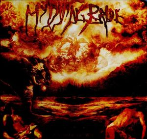 My Dying Bride An Ode To Woe album cover